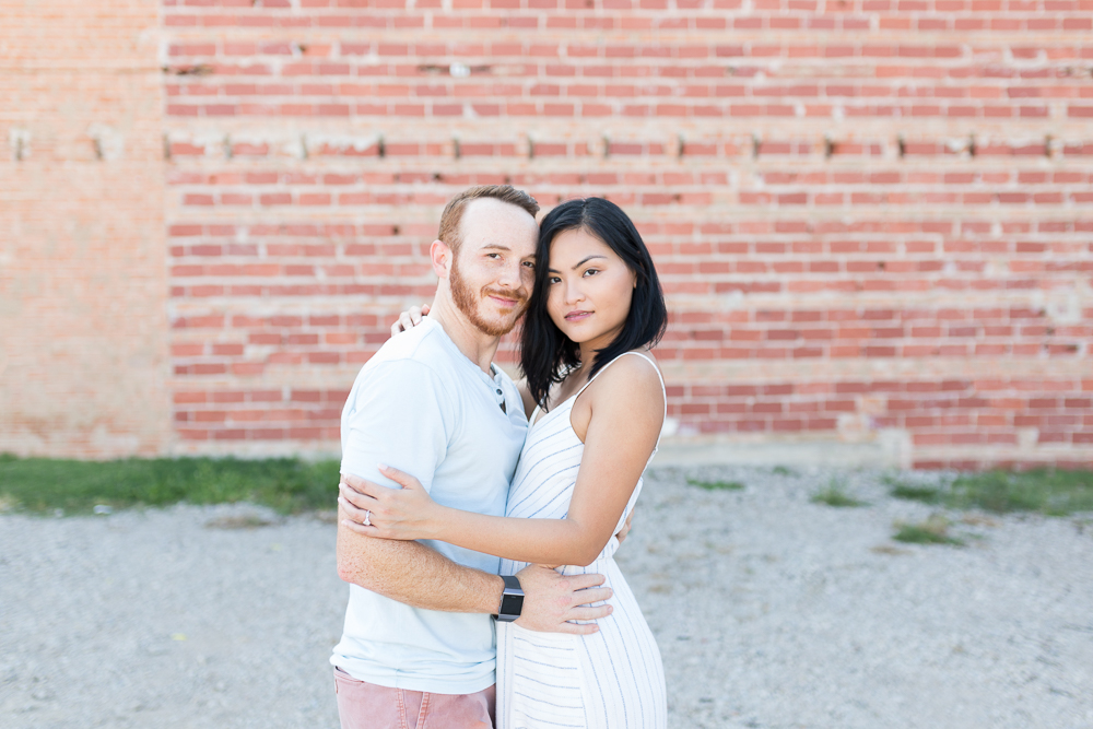 Bishop Arts District Engagement Session